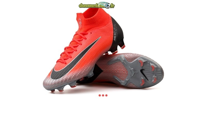 Chaussure Nike Mercurial Superfly VI Elite CR7 Built on Dreams FG