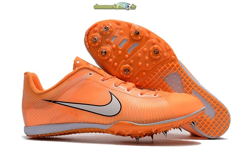 Chaussure Nike Sprint Spikes Shoes SG Orange