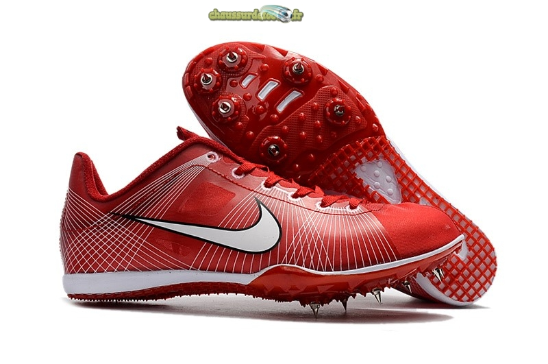 Chaussure Nike Sprint Spikes Shoes SG Rouge