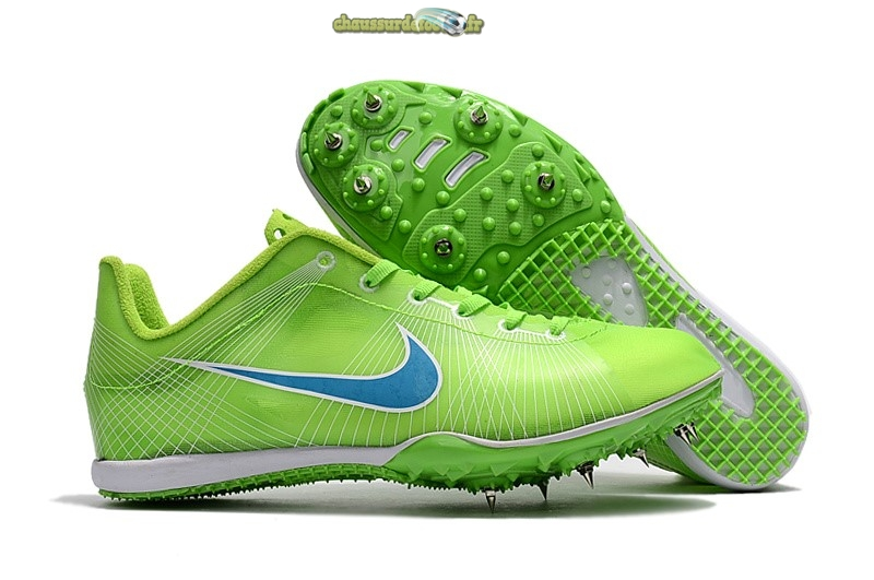 Chaussure Nike Sprint Spikes Shoes SG Vert