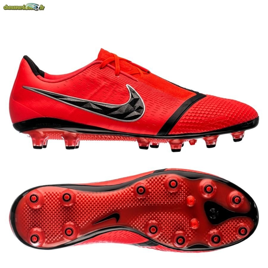 Chaussure Nike Phantom Venom Elite AG PRO Game Over Rouge