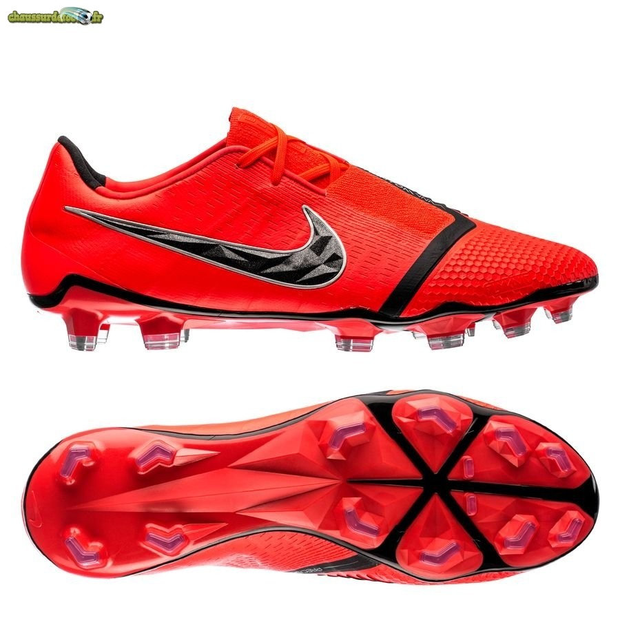 Chaussure Nike Phantom Venom Elite FG Game Over Rouge