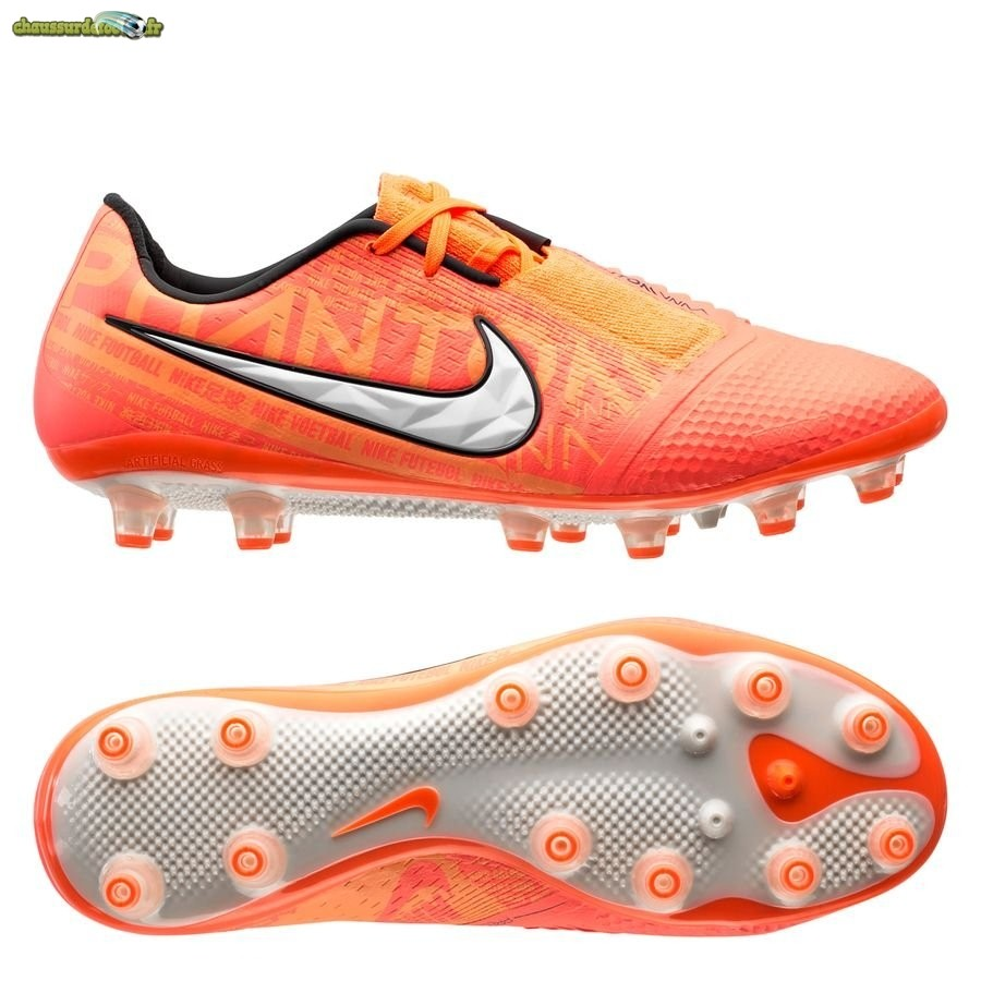 Chaussure Nike Phantom Venom Elite AG PRO Fire Orange