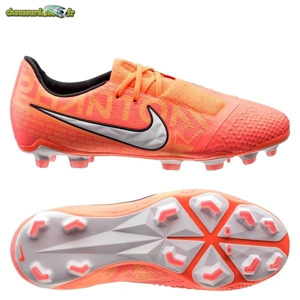 Chaussure Nike Phantom Venom Elite FG Fire Orange