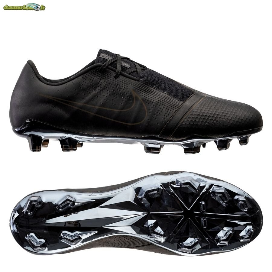 Chaussure Nike Phantom Venom Elite Tech Craft FG Noir Brun