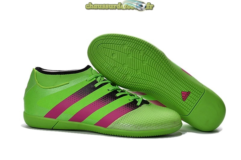 Chaussure Adidas Ace 16.3 INIC Fluorescent