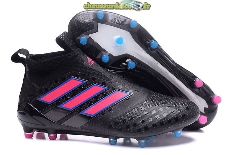 Chaussure Adidas Ace Purecontrol FG Noir Rose