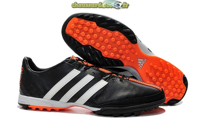Chaussure Adidas AdiPure 11Pro VII TF Noir Rouge