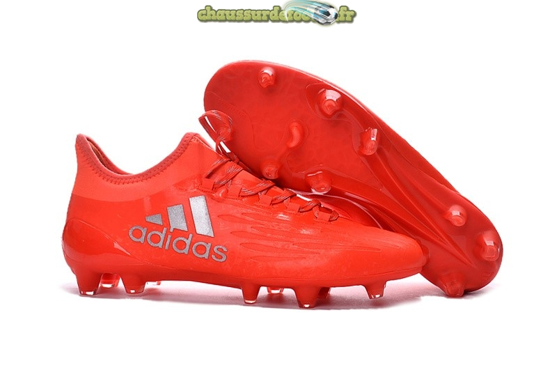 Chaussure Adidas X 16+ FG Orange