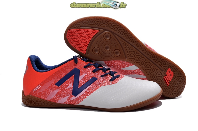 Chaussure New Balance Furon INIC Rouge Blanc Noir
