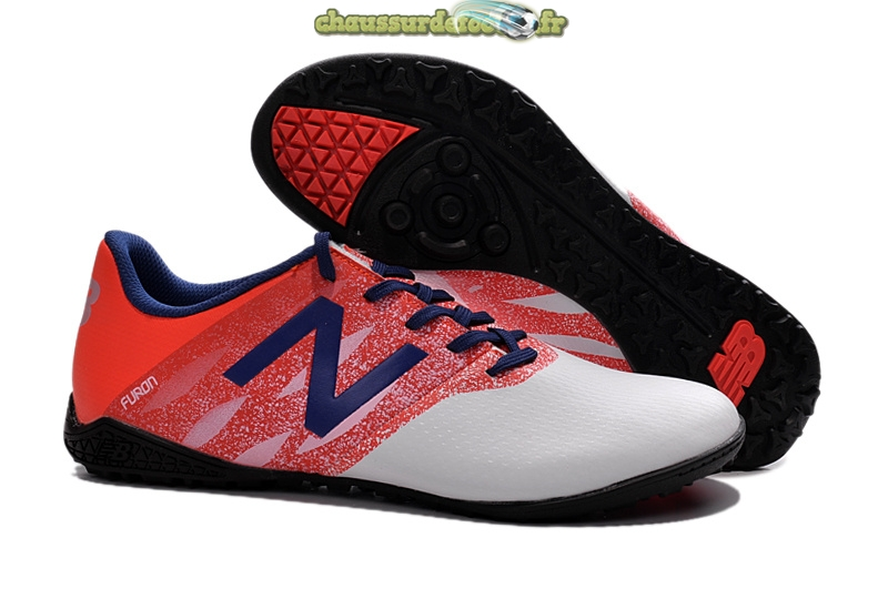 Chaussure New Balance Furon TF Rouge Blanc Noir