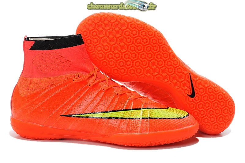 Chaussure Nike Elastico Superfly INIC Rose