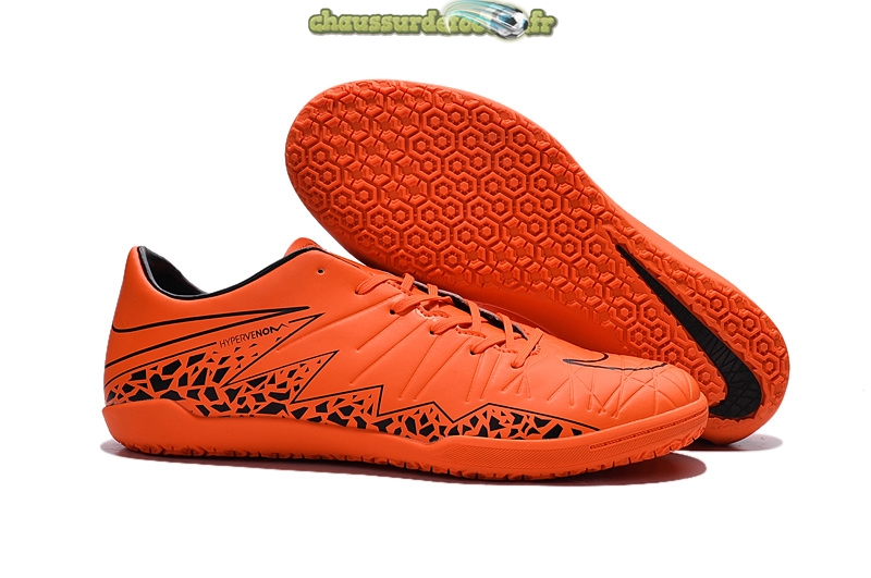 Chaussure Nike HyperVenom Phelon II INIC Orange