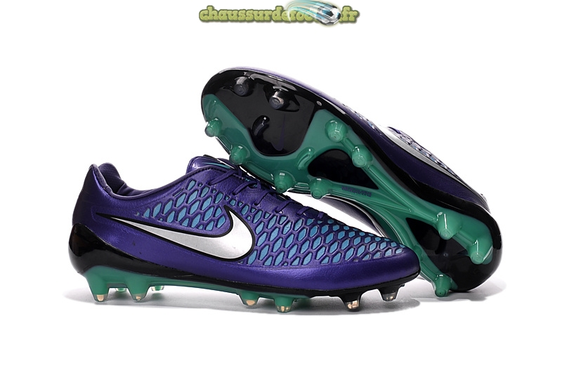 Chaussure Nike Magista Opus FG Pourpre