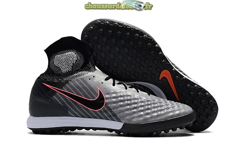 Chaussure Nike MagistaX Proximo II TF Gris Noir